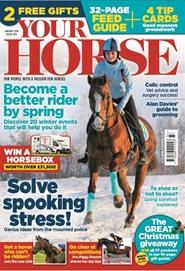 Tidningen The Horse 12 nummer