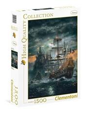 Tidningen The Pirate Ship Pussel, 1500 bitar 1 nummer
