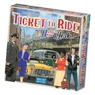 Tidningen Ticket To Ride - New York 1 nummer