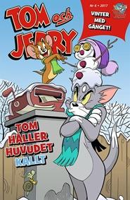 Tidningen Tom och Jerry 2 nummer