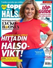 Tidningen ToppHälsa 5 nummer