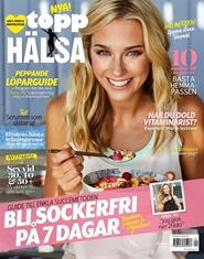 Tidningen ToppHälsa 11 nummer