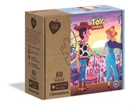 Tidningen Toy Story Pussel, 60 bitar (100% Recycled) 1 nummer