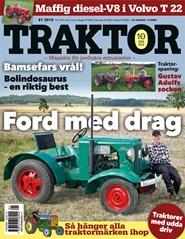 Tidningen Traktor 5 nummer