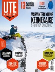 Tidningen Utemagasinet 6 nummer