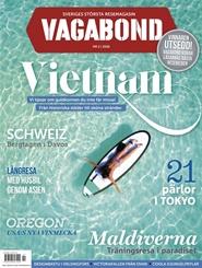 Tidningen Vagabond 3 nummer