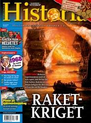 Tidningen Världens Historia 3 nummer