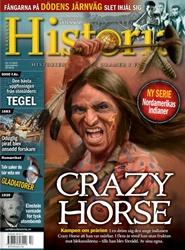 Tidningen Världens Historia Tidningsprenumeration 4 nummer