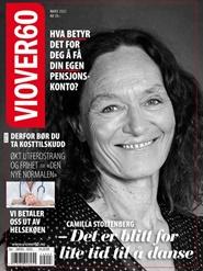 Tidningen VI OVER 60 11 nummer