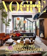 Tidningen Vogue Living 6 nummer