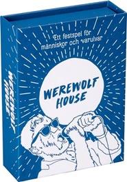 Tidningen Werewolf House - Spel 1 nummer
