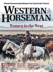 Tidningen Western Horseman 12 nummer