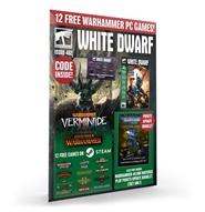 Tidningen White Dwarf Monthly 12 nummer