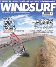 Tidningen Windsurf 10 nummer