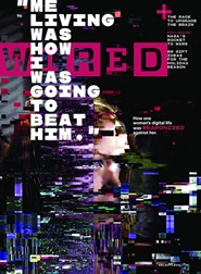 Tidningen Wired (UK Edition) 12 nummer