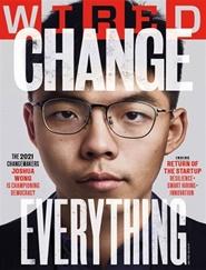 Tidningen Wired (UK Edition) 12 nummer