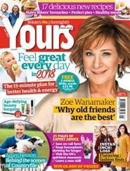Tidningen Yours 26 nummer