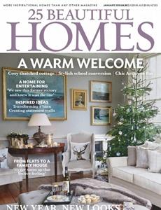 Prenumeration 25 Beautiful Homes