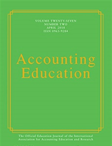 Prenumeration Accounting Education