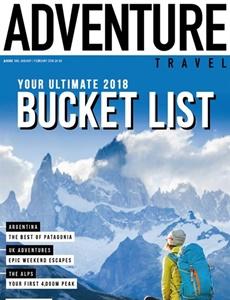 Prenumeration Adventure Travel