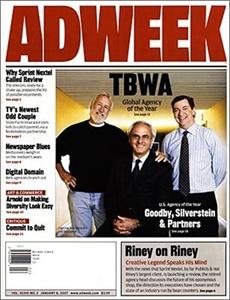Prenumeration Adweek