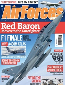 Prenumeration Airforces Monthly