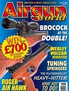 Prenumeration Airgun World