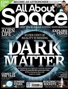Prenumeration All About Space Magazine