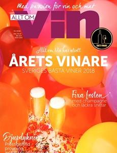 Prenumeration Allt om Vin