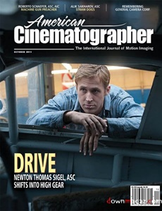 Prenumeration American Cinematographer Magazine