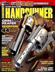 Prenumeration American Handgunner Magazine