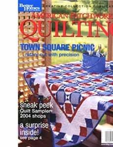Prenumeration American Patchwork & Quilting