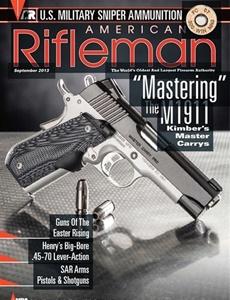 Prenumeration American Rifleman (membership)