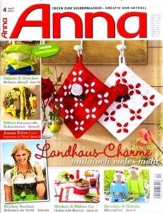 Prenumeration Anna - Spass Mit Handarbeiten (deutsche Ausg)