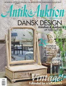 Prenumeration Antik & Auktion