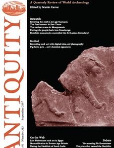 Prenumeration Antiquity