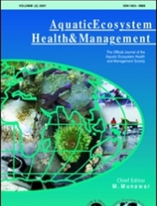 Prenumeration Aquatic Ecosystem Health & Management