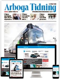 Prenumeration Arboga Tidning