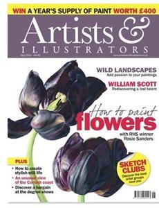 Prenumeration Artists & Illustrators