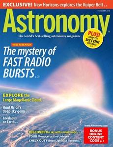 Prenumeration Astronomy Magazine