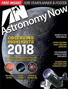 Prenumeration Astronomy Now