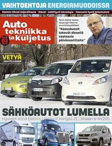 Prenumeration Auto, tekniikka ja kuljetus