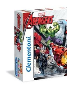 Prenumeration Avengers Pussel, 24 bitar