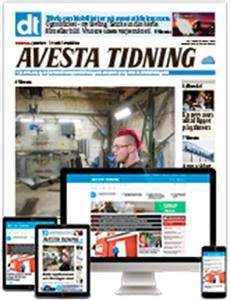 Prenumeration Avesta Tidning