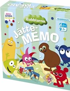 Prenumeration Babblarna Jätte-Memo