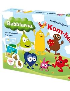 Prenumeration Babblarna, Kom hem spelet