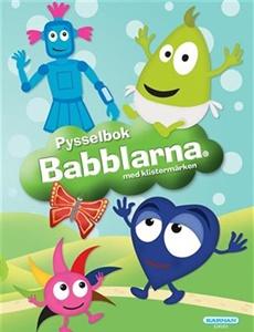 Prenumeration Babblarna pysselbok
