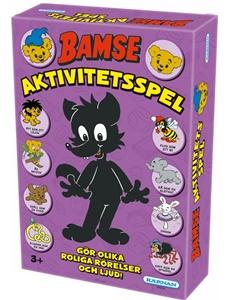 Prenumeration Bamse aktivitetsspel
