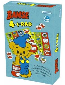 Prenumeration Bamse fyra i rad