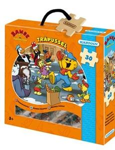 Prenumeration Bamse och Dunderklockan, Askpussel 30 bitar